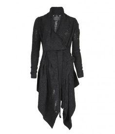 Allsaints Black Aura Cardigan.. LOVE ME A FAB CARDI :)