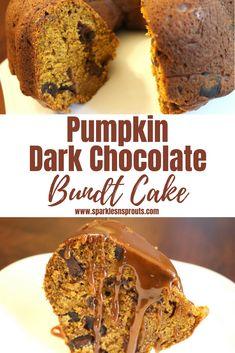 Pumpkin Dark Chocola
