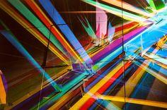 Light Sculpture – Les superbes créations lumineuses de Stephen Knapp (image)