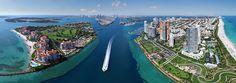 Miami, Florida, USA • AirPano.com •