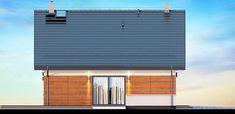Elewacja DN NOELIA MODERN 2M CE Blinds, Curtains, Modern, House, Home Decor, Houses, Trendy Tree, Decoration Home, Home