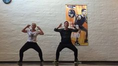 Starships, Nicki Minaj - Dance Fitness Warm Up - Susanne & Glenn