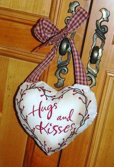 ~ Hugs & Kisses ~ ♥♥♥♥ ❤ ❥❤ ❥❤ ❥♥♥♥♥
