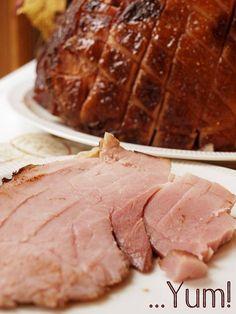 Jamie Oliver's Ham Joint Gammon in Coke Slow Cooker Recipe