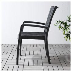 Ascot Stacking Rattan Armchair Outdoor Chairs Rattan Garden