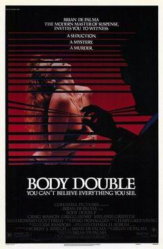 Les 50 affiches de films les plus sexy Body double