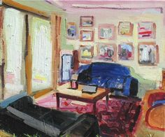 John Bokor, Lounge Room Paintings