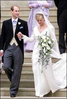 Prince Edward & Sophie