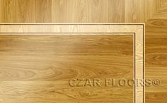 Larger image for BA003 In Wood Borders - part of Czar Floors collection of unique decorative flooring products.