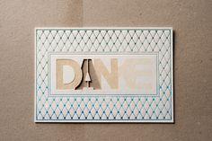 letterpress postcard auf Gmund Cotton linen cream Letterpress, Cotton Linen, Cream, Decor, Latest Technology, Thanks, Cards, Cotton Sheets