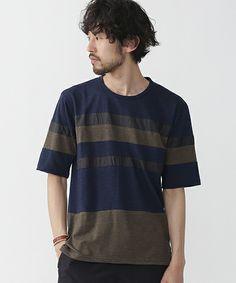 【ZOZOTOWN】nano・universe(ナノユニバース)のTシャツ/カットソー「マルチボーダーTシャツ」(9999171110530)をセール価格で購入できます。
