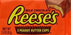 Reese's Peanut Butter Cups Photo License Plate
