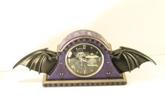 Haunted Mansion mantelpiece clock - Boing Boing