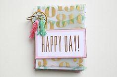 Happy Day Envelope Album