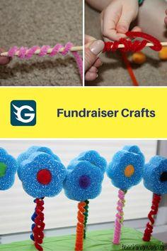 54 Inspiring Fundraiser Crafts Images Fundraising Crafts Fun Diy
