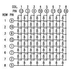 CD4017 NE555 DEL rotative SMD Soldering pratique Skill Training Board À faire soi-même K9