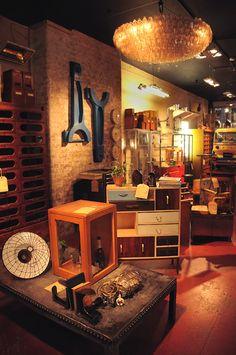 Vintage furniture galore!