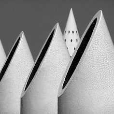 The City of Arts and Sciences CAC, Valencia (by pho-Tony). Architect Santiago Calatrava.