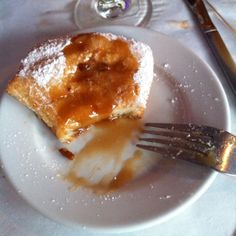 Pecan praline beignets, Huey's ((favorite restaurant in Savannah, Ga. (Officially my favorite city in Georgia.)).