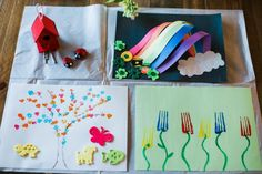 Mom Hack Monday- 5 Easy Spring Crafts for your Kids