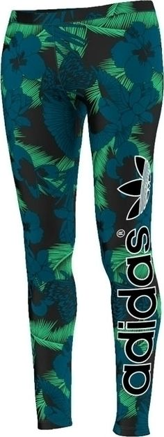 adidas Originals - Hawaii Leggings Multicolor (...