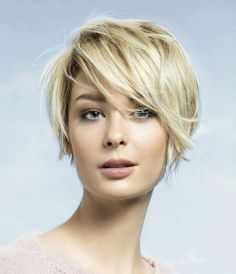Corte de cabelo feminino para rosto redondo |Portal Tudo Aqui