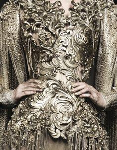 tumbling margot • 130186: Tex Saverio Haute Couture 2012 | via Tumblr