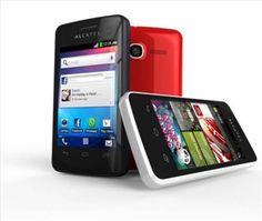 Amigos de el Salvador, el Smartphone más compacto y versátil del mercado ya está en su país, disfruten  de la  última tecnología ALCATEL ONE TOUCH.