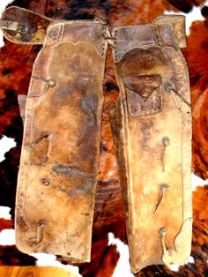 old leather chaps - Google Search