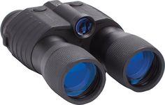 Amazon.com: Bushnell LYNX Gen 1 Night Vision Binocular, 2.5x 40mm: Sports & Outdoors