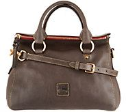 Dooney & Bourke Florentine Leather Leanna Satchel - A298961