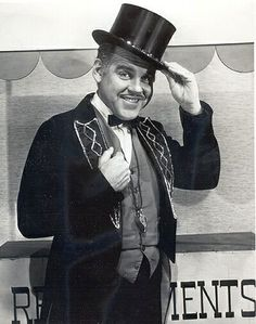 The Ringmaster Charlie Baxter