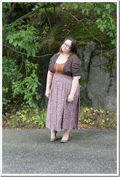 Midi Skirt, Plus Size, Photo And Video, My Style, Skirts, Fashion, Moda, Fashion Styles, Skirt
