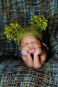 Baby so cute~