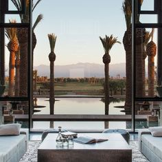 Royal Palm Marrakech, Morocco: Architectural Digest