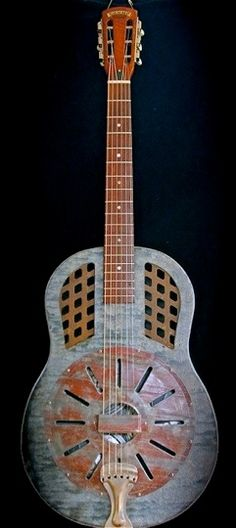 """Rustbuckets and Relics These guitars are lightweight, fun to make and lose nothing in tone to their more """"sophisticated"""" brothers"""