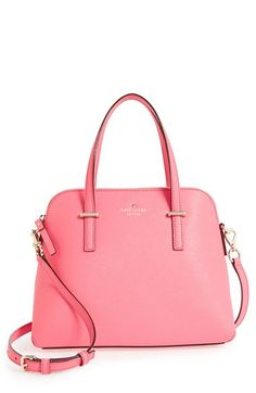 Pretty pink satchel // kate spade new york