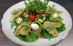 Maultaschen-Salat