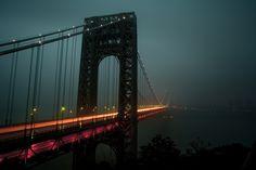 Fort Lee, Washington Heights, Tumblr Photography, Hudson River, George Washington Bridge, New Jersey, New York City, Scenery, Tours