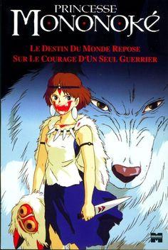 """Princesse Mononoké"" réalisé par Hayao Miyazaki en 1997 - Culture par Toshiba"