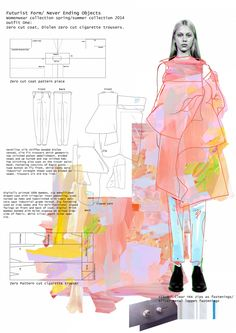Ideas for fashion sketchbook projects portfolio layout - Fashion Fashion Sketchbook, Fashion Illustration Sketches, Illustration Mode, Fashion Sketches, Book Illustrations, Fashion Drawings, Portfolio Mode, Portfolio Design, Portfolio Ideas