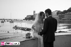 Wedding in Baia del Silenzio in Sestri Levante;