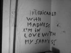 Image shared by ☁ emma ☁. Find images and videos about quotes, grunge and sad on We Heart It - the app to get lost in what you love. Infp, Citations Grunge, Grunge Quotes, Sad Girl, Aesthetic Grunge, Im In Love, Tattoo Quotes, Lyrics, Feelings