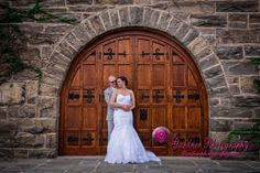 Beautiful bride on her special day near Rochester, NY!