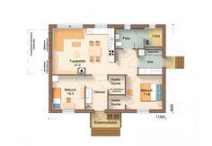 E84-10 - Jukkatalo Floor Plans, Diagram, Floor Plan Drawing, House Floor Plans