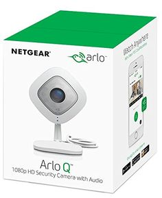 Arlo Smart Home - 3 HD Security Camera kit, 100% Wireless CCTV, Indoor / Outdoor with Night Vision by NETGEAR (VMS3330-100EUS) — Outdoor Surveillance Cameras