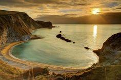 The Golden Sands of Durdle Door by Lies Thru a Lens - Photo 96222279 -