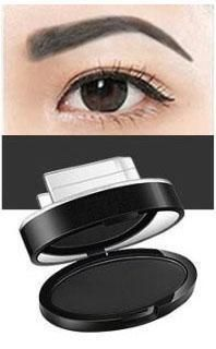 Waterproof Eyebrow Stamp – Nalai & Co You are in the right place about Microblading vs microshading Perfect Eyebrow Shape, Perfect Eyebrows, Perfect Makeup, Bushy Eyebrows, Natural Eyebrows, Blonde Eyebrows, Eyebrow Stamp, Eyebrow Makeup Tips, Hair Makeup