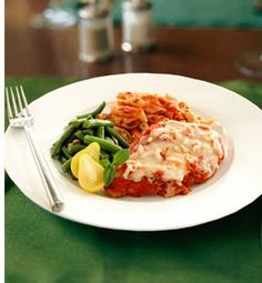 Chicken Parmigina Recipe Low Calorie | Weight Watchers Recipes  5 points+