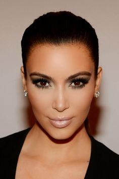 Augen Make Up Kim Kardashian - Wedding Makeup Videos Gorgeous Makeup, Love Makeup, Makeup Tips, Beauty Makeup, Makeup Looks, Hair Beauty, Makeup Ideas, Kim Makeup, Flawless Makeup